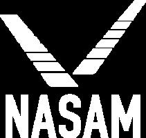 NASAM_Vertical-logo-WHITE-no-tagline